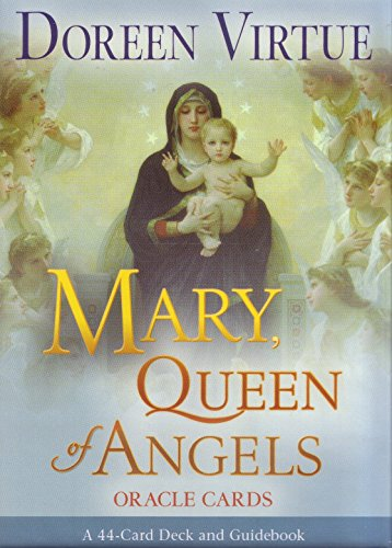 Angels Shelf - Mary, Queen of Angels Oracle Cards
