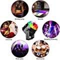 Disco Ball Lights Stage Lights SUPERANL LED RGB Party Lights Strobe Light Dance Light Multiple Voice-activated Modes for Kids, Parties, Bedroom, Birthday with Remote