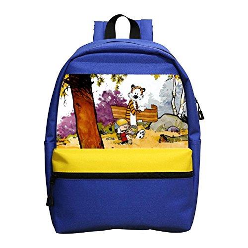 Calvin and Hobbes Backpacks Daypack Shoulder Bag School Rucksack Back to School