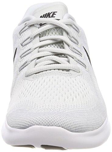 Libero Rn 2017 Pattini Correnti Degli Uomini Nike Bianco (blanc / Platinepur / Noir)
