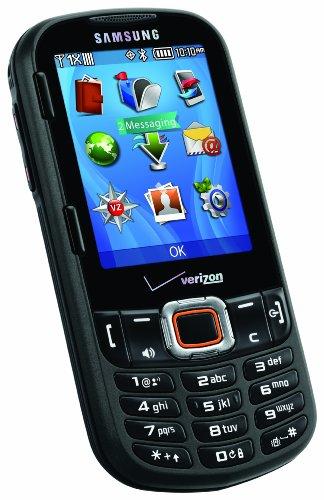 Samsung Intensity III, Black (Verizon Wireless) by Samsung (Image #1)