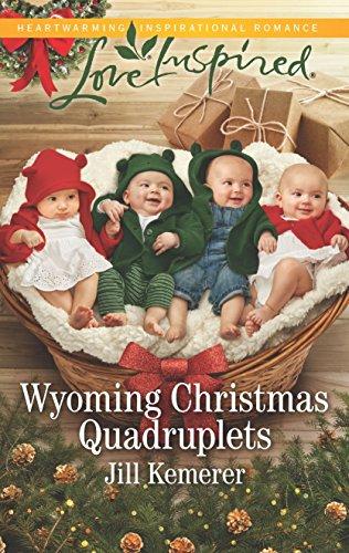 Wyoming Christmas Quadruplets (Wyoming Cowboys)