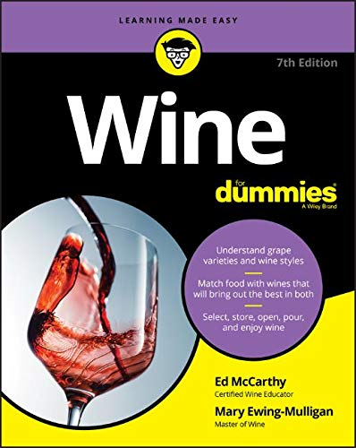wine tasting for dummies - 2