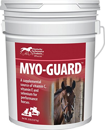 MYO-GUARD PERFORMANCE SUPPLEMENT FOR HORSES - 20 POUND by DavesPestDefense