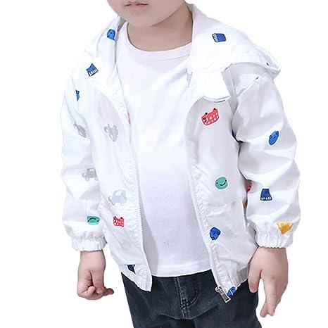 Niño Sudadera abrigos chaqueta niña otoño edredón Niña Chaquetas Bimbo eleganti Niños Cremallera Con Capucha Niño
