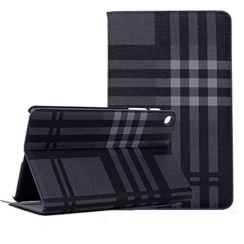 "Price comparison product image MIYA LTD Wallet Case for Galaxy Tab A 8.0"",  Smart Folio Lightweight Wallet Case Stand Feature Slim Flip Book Shell Screen Protective Sleeve for 2019 Samsung Galaxy Tab A 8.0 inch(SM-T290 / T295) (Grey)"