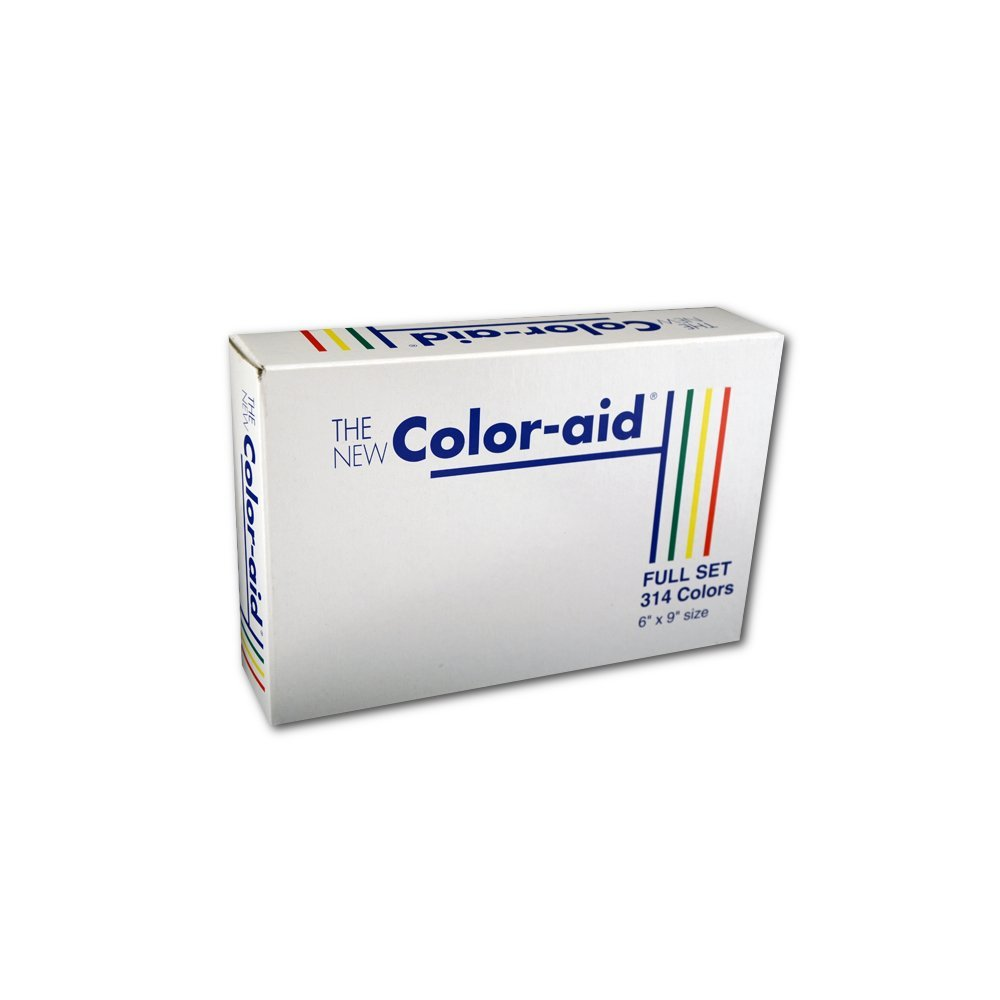 Coloraid Full Set 314 Colors 6 X 9 by Coloraid (Image #1)