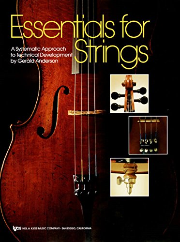 74SB - Essentials for Strings - String Bass