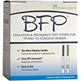 BFP Ovulation & Pregnancy Test Strips, Made in N. America...