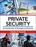 img - for Private Security: An Introduction to Principles and Practice book / textbook / text book