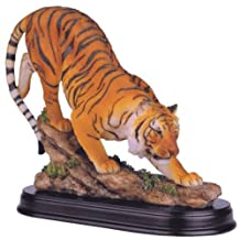 StealStreet SS-G-19711 Bengal Tiger Collectible Wild Cat Animal Decoration Figurine Statue