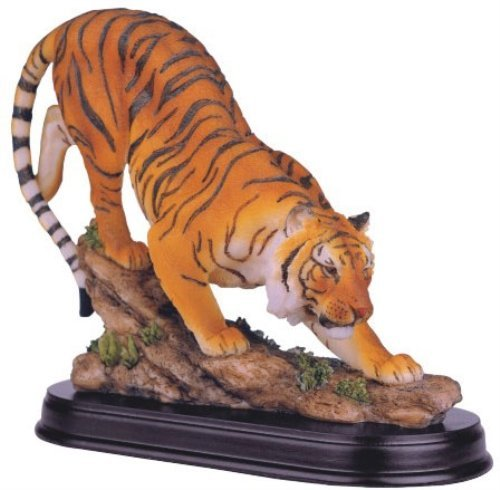StealStreet SS-G-19711 Bengal Tiger Collectible Wild Cat Animal Decoration Figurine Statue -