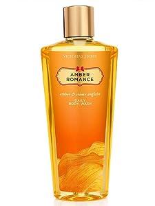 Victorias Secret Amber Romance Daily Body Wash 4.2 Fl Oz