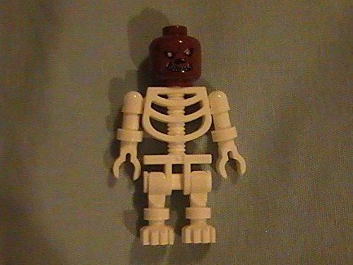 Lego Halloween Monster Werewolf Minifigure Skeleton ()