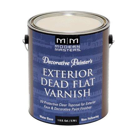 Great Amazon.com: Modern Masters DP612 32 Exterior Dead Flat Varnish, 32 Ounce:  Home Improvement