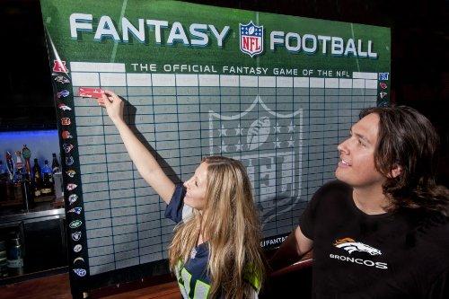 2014 NFL The Official Fantasy Football Draft Kit