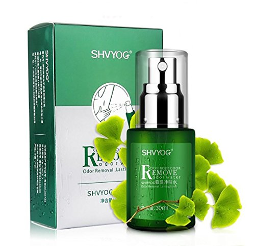 SHVYOG Remove body Odor Water deodorant for men and women underarm hircismus cleaner antiperspirant deodorant 1 times per day armpit spray - Arm Eliminator