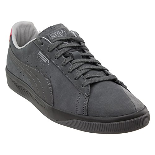 buy popular 9cadb 09340 Puma x Staple Suede Ignite in Smoked Pearl/Puma Silver by Puma, 10