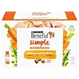Purina Beneful Simple Goodness With Farm-Raised Chicken Adult Dry Dog Food – 32 Ct. Box For Sale