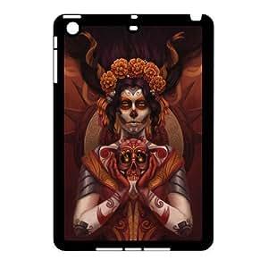 ALICASE Diy Sugar Skull Phone Case For iPad Mini [Pattern-1] wangjiang maoyi