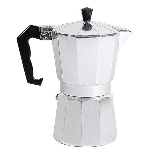 Cafetera Espresso, Estilo Italiano Octogonal Hogar Clásico ...