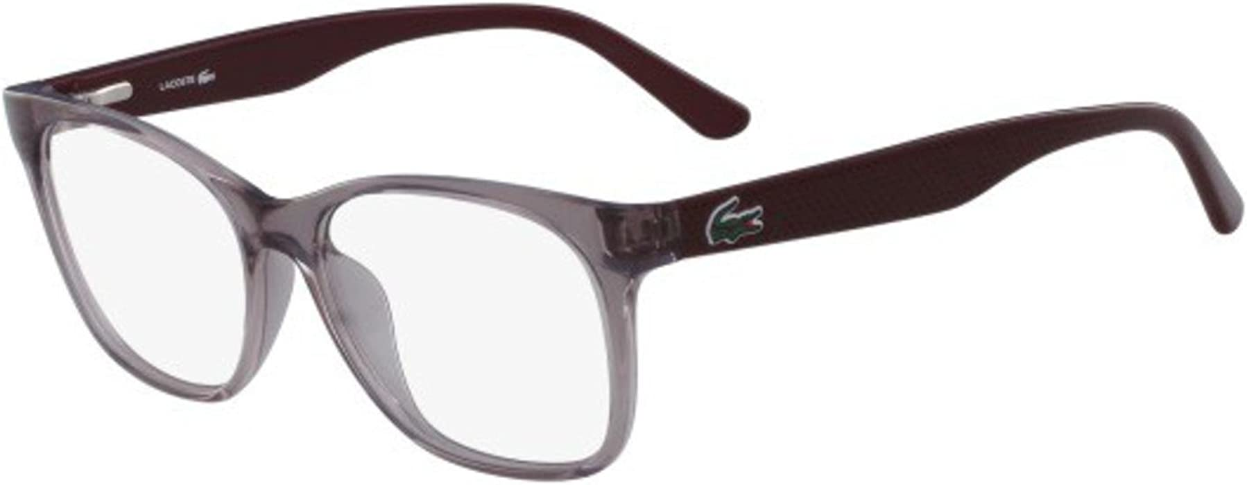 5ab6b2829fd Eyeglasses LACOSTE L2767 662 ROSE NUDE at Amazon Men s Clothing store