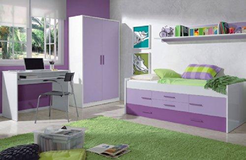 Imagenes de dormitorios juveniles dormitorios juveniles for Dormitorios juveniles en amazon