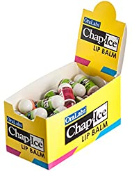 Chap Ice Mini Lip Balm Assorted Flavors 50 Count