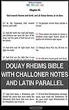 Douay-Rheims-Challoner || Latin Vulgate