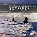 Die Irrfahrten und Abenteuer des Odysseus Hörspiel von  Homer Gesprochen von: Michael Degen