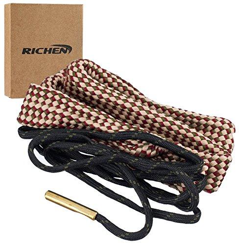 Richen Boresnake Gun Cleaning,Gun Barrel Cleaner,Gun Bore Cleaner for Rifle/Pisto/Shotgun(G08:.270 Cal .280 .284 & ()