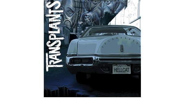 TRANSPLANTS RECORDS - THE BAIXAR HELLCAT DJ DJ