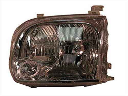 OE Replacement Headlight Assembly TOYOTA SEQUOIA 2005-2006 Multiple Manufacturers TO2502158N Partslink TO2502158