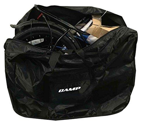 Camp 20 inch Folding Bike Bag Black