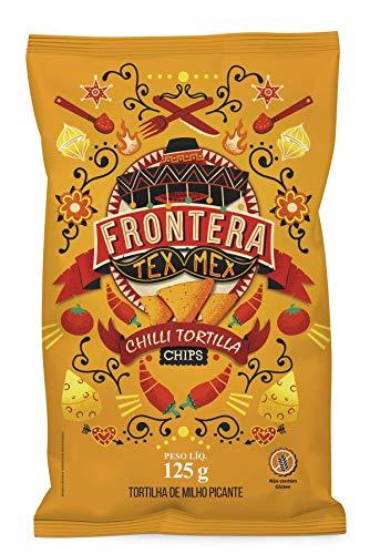 Tortilla Chips Picante Frontera 125g