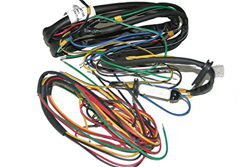 Enfield County Complete Wiring Harness Wire Loom For 12v Jawa 350 360 Assembly: