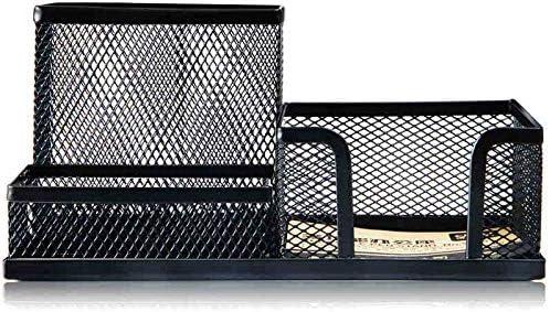 LICHT, multifunktionaler Bürostifthalter MetallStacheldrahtStifthalter C