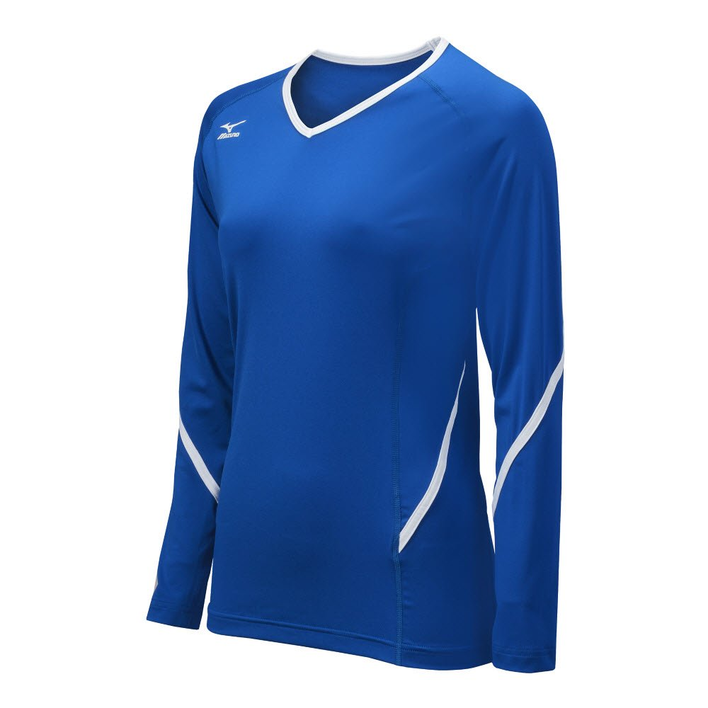 Mizuno Women's Techno Generation Long Sleeve Jersey MLSJ-02
