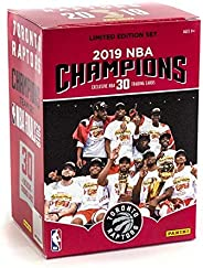 Toronto Raptors Championship Box Set. Commemorative NBA Trading Cards Celebrating The Toronto Raptors We The N