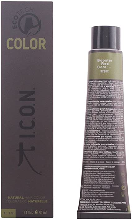 Icon Ecotech Color Booster Red Tinte - 60 ml