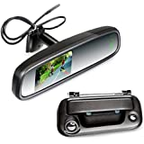 Rear View Safety RVS-718F150 Video Camera with 4.3-Inch LCD (Black)