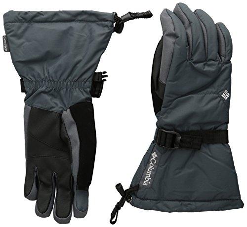 Columbia Men's Bugaboo Interchange Gloves, Graphite, Medium