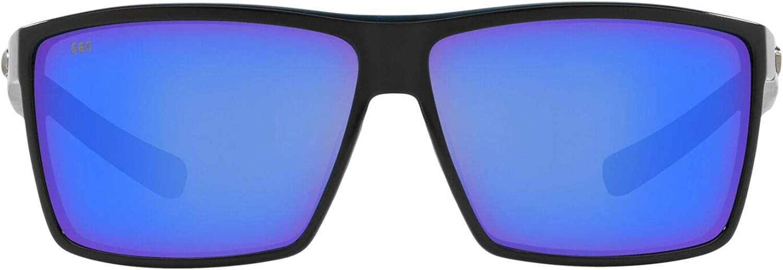 Costa Del Mar Mens Rincon Rectangular Sunglasses