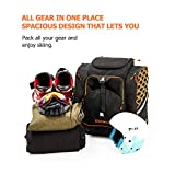 XCMAN Ski Boots and Snowboard Boot Backpack