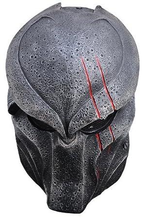 AvP Alien Vs Predator Wolf 5 Máscara de protección de cara completa (Malla Metálica)