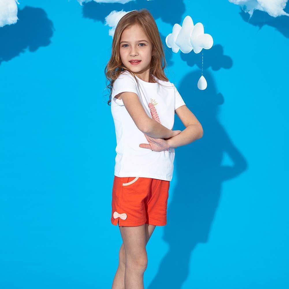 EEFRVDFFDE Toddler Baby Girls Shorts Summer Casual Girls Shorts Motion Beach Loose Bottom Short Trousers