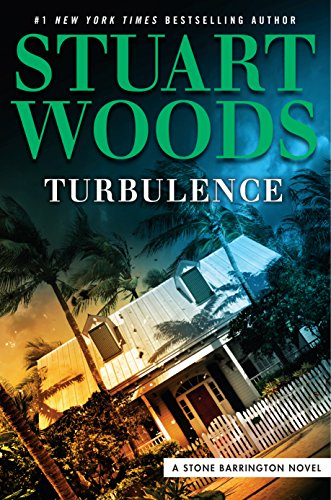 Turbulence (A Stone Barrington Novel) cover
