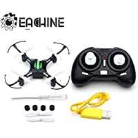 New Model Headless 2.4G Mini 4CH 6 AXIS Quadcopter RC RTF Speed Mode Helicopter