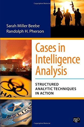 Cases in Intelligence Analysis: Structured Analytic Techniques in Action by Sarah Miller Beebe (2011-12-08)