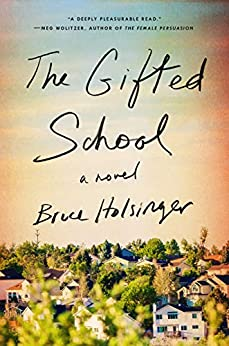 Gifted School Novel Bruce Holsinger ebook product image